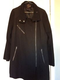 Ladies 3/4 length coat