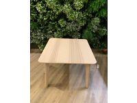 IKEA SOUTHAMPTON, LISABO Coffee table, ash veneer, WAS:£70 #BARGAINCOR