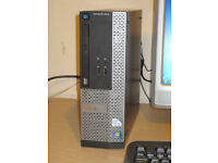 DELL Optiplex 3010 SFF Intel Dual Core 4 GB Ram 160 GB HDD Windows 7. HDMI. tower only