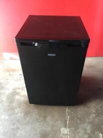 LOGIK LUL55B13 Undercounter Fridge - Black_£80 price
