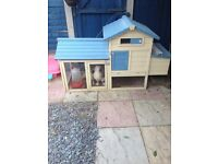 Chicken Coop,Rabbit Hutch,Guinea Pig hutch for sale