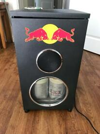Red Bull DJ Chiller fridge