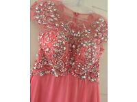 Prom/Occasion dress (coral)