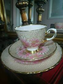Vintage Tuscan Tea Set
