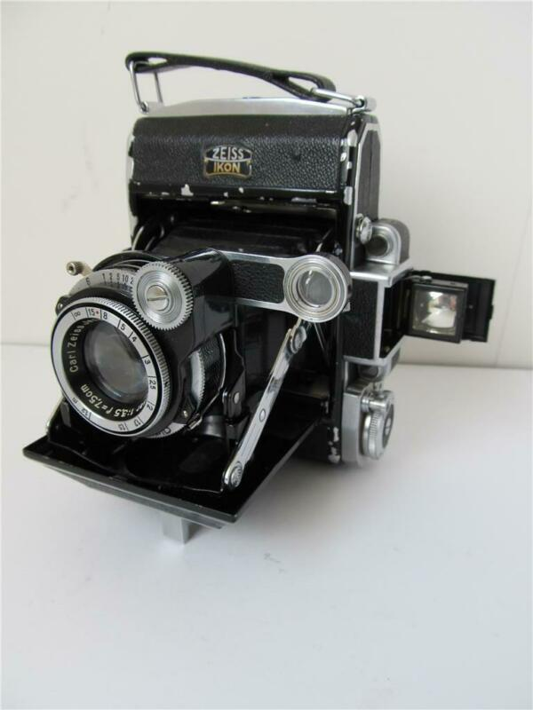Vtg Zeiss Ikon Super Ikonta 531 Camera w/Tessar 7.5cm f/3.5 *****