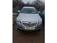 Vauxhall insignia Exclusive 160 CDTI