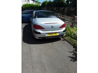 Peugeot 307cc spares or repair still runs fine