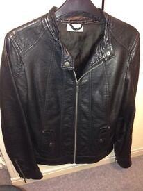Women's Black Jacket - size 10