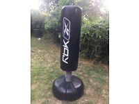 5ft Reebok kombat trainer freestanding punch bag