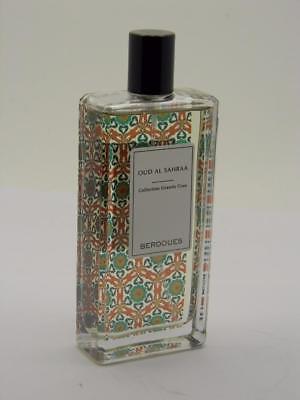 BERDOUES OUD AL SAHRAA Eau de Parfum 3.4 fl oz / 100ml New Without Box