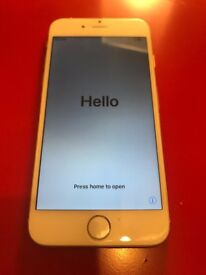 Iphone 6 16GB White Vodafone/Lebara