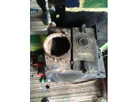 Free old boiler