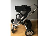 Quinny Buzz Carry Cot and push chair