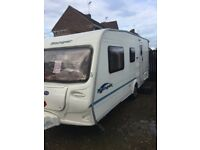 bailey ranger 500 2004 5 berth