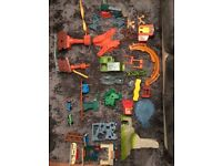 Thomas the tank engine track master fantastic condition cheap tracks play sets