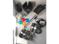 Portaflash Photography Flash Lighting Kit –Porta Flash