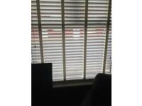 White Wooden Venation blinds