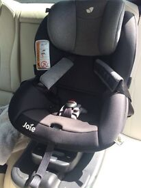 Joie I anchor advance car seat and isofix base birth - 4 years