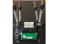 Salamander CT50 Twin Shower Pump