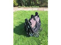 Double city mini pushchair