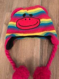 Novelty winter hat age 2-5