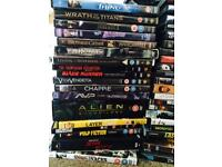 DVD Various Movies All Genuine - Open to Offers or Swap