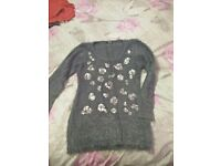 Jumper Quiz size M will fit for S