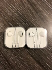Official Apple Earpods with remote and mic