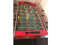 Manchester United kids football table
