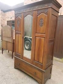 Stunning vintage wardrobe