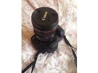 Used Canon 5D Mark iii with Lens 24-105mm - F/4.0 L