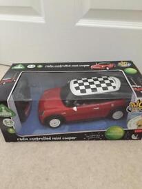 New ELC Remote Control Toy Car Mini Cooper