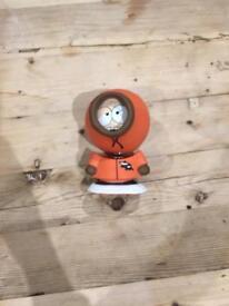 Vintage South Park Kenny Bobble Head
