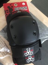 Knee Pads- Triple 8 Capped- Brand NEW