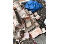 Rubble and Bricks (Orrell stamped) FREE to collect