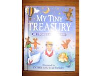 My Tiny Treasury of Stories and Rhymes