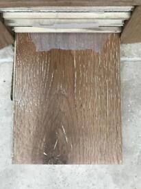 20mm engineered timber flooring - white washed oak finish