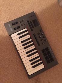 Nektar Impact LX25 usb keyboard