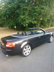 Audi s4 b6 cabriolet for sale