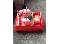 Peppa Pig Remote control car