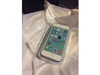 apple ipod touch blue NEW item 16 gb gig