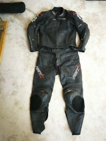 RST rift motorcycle leathers