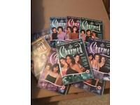 Charmed DVD collection 1-12 seasons