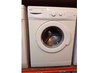 BEKO Exxcel 1400 rpm 6kg A+A White Washing Machine Digital Screen