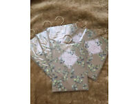 large scented sachets. Wardrobe. Drawers. New