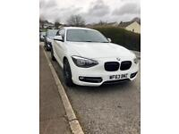 BMW 116d 2013 27,000 MILES !! (MUST SEE , EXCELLENT CONDITION ! OPEN TO SENSIBLE OFFERS!!