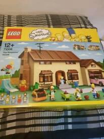 LEGO Simpson house