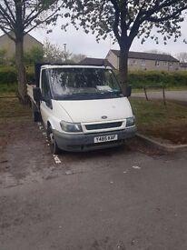 tipper van for sale.. 3 way tipper