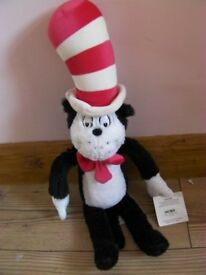 Cat In The Hat Cuddly Toy