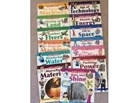 Simply Science children's books